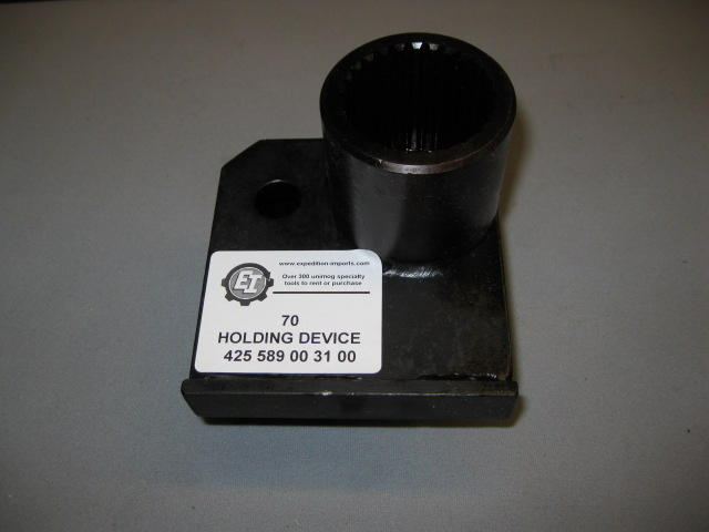 HOLDING DEVICE