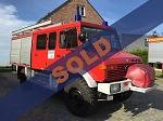 Unimog 1300 LF8 - Extended Double Cab