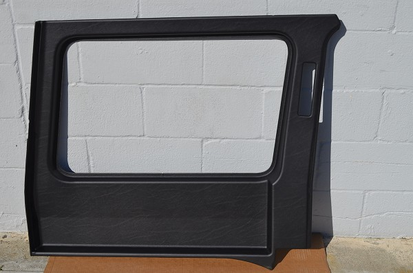 UPPER REAR SIDE PANEL - LWB - LEFT - GREY