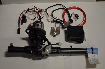 Pinzgauer Electric Power Steering Kit