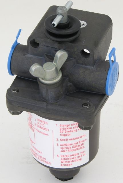 Air Line Anitfreeze Device