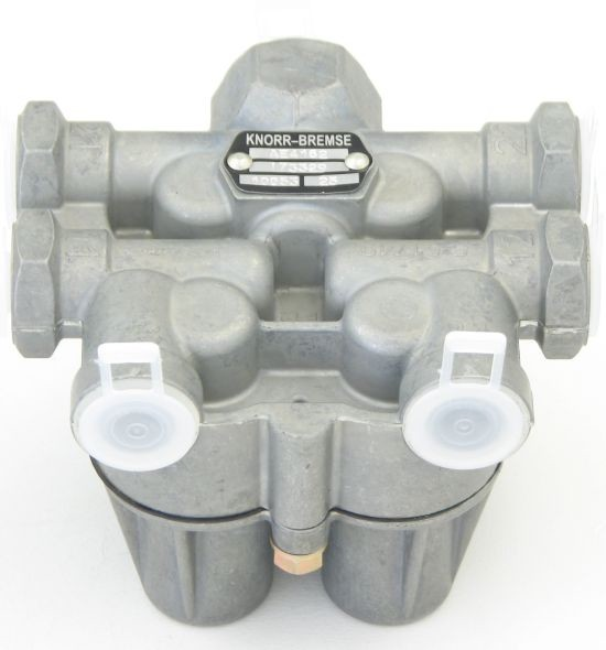 Four Circuit Safety Valve