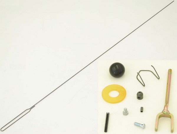 Hand Throttle Repair Kit - 406/416