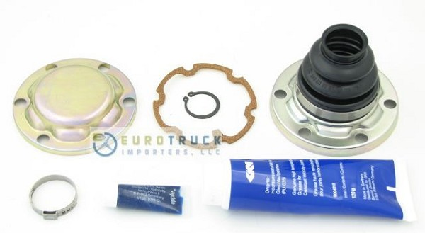 CV-Joint Boot Kit - Center Shaft W463
