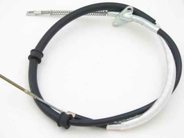 Parking Brake Cable - Left- LWB with Daimler-Benz Brakes