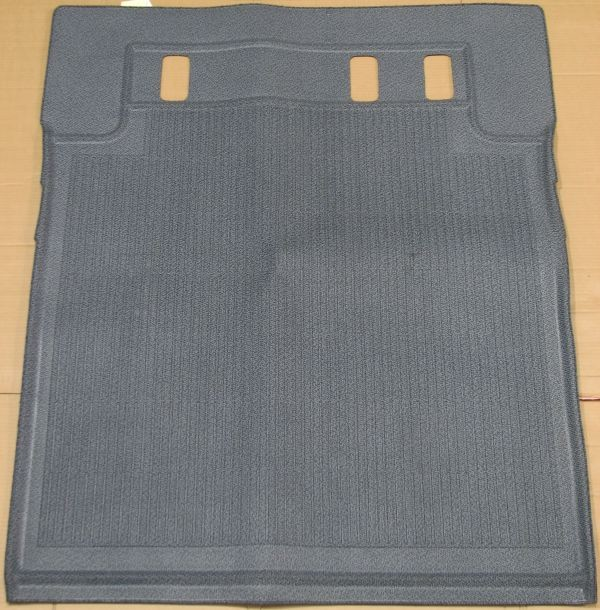 Floor Mat / Overlay Mat - Rear Cargo Area