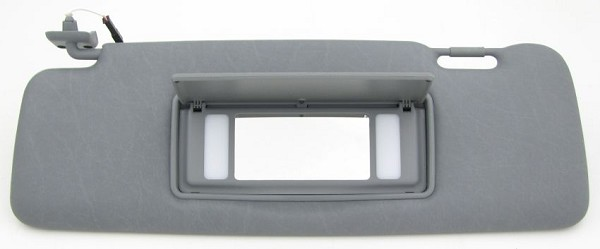 Sun Visor, Left - Gray