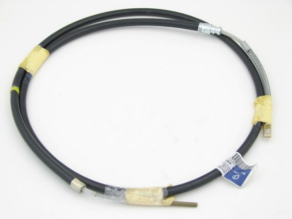 Parking Brake Cable, Left - SWB with PERROT Brakes