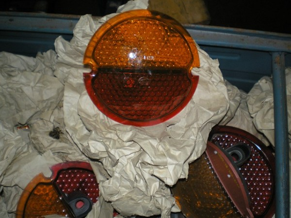 Tail Light Lense