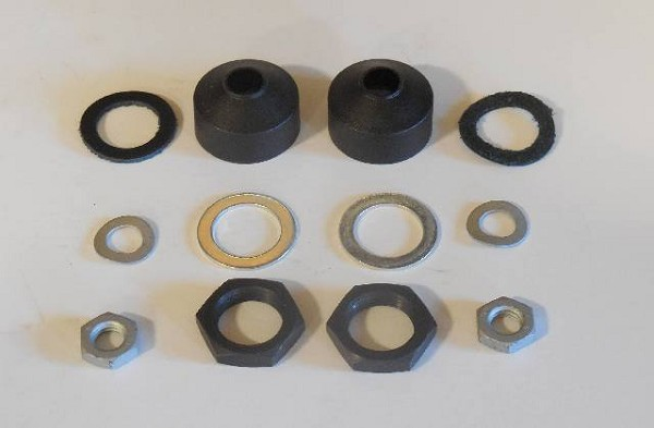 Wiper Shaft Washer Kit