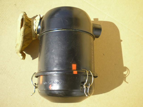 Oil Bath Air Cleaner - Complete