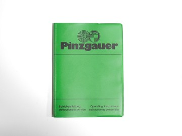Pinzgauer 710/712 Operators Manual