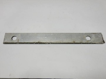 Intermediate Plate - For Bedside - Used