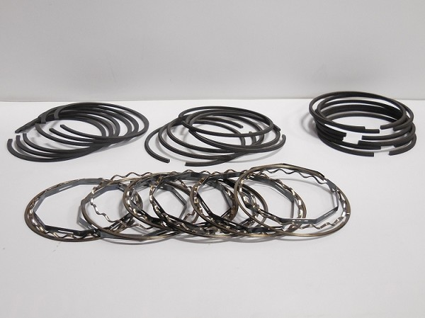 Piston Ring Set - M180 - 80MM - 1.5MM Top Groove