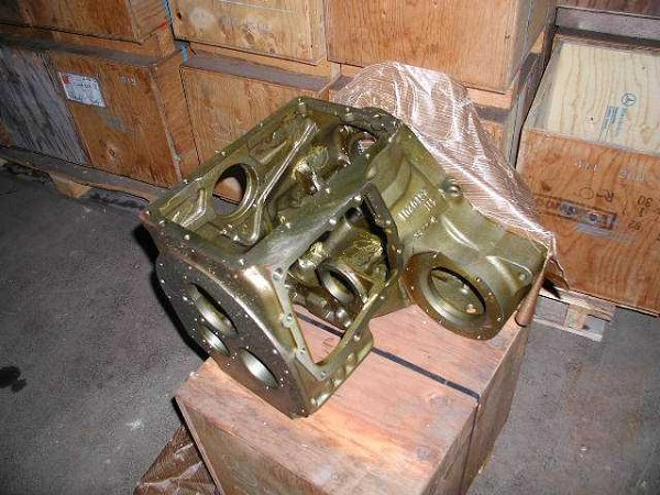 Complete Transmission Housing