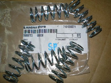 Spring Pushrod Tube