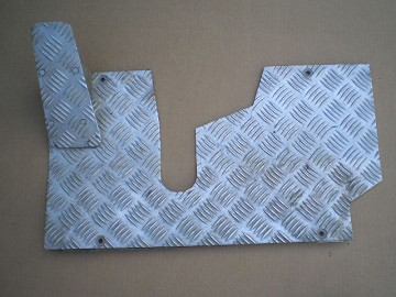 Floor Plate Left - USED