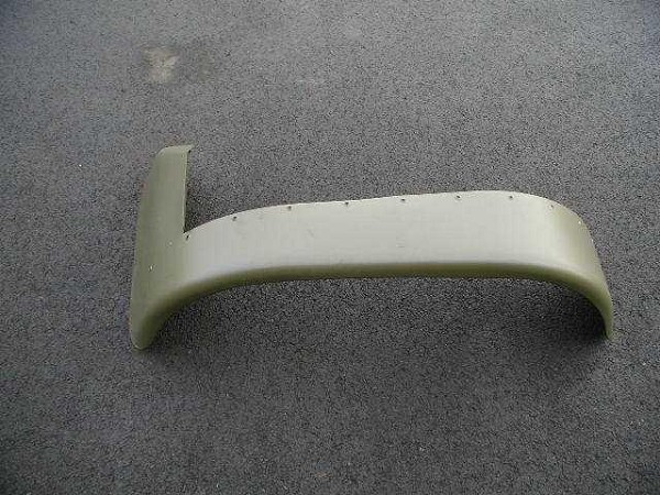 Unimog 404 Front Fender - Right
