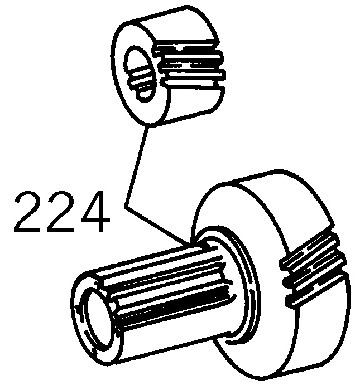 Gear Set - Hub Reduction - Left Side