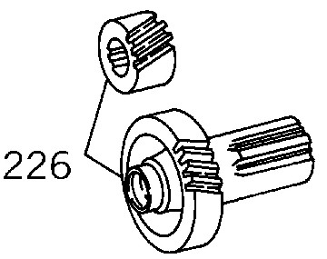 Gear Set - Hub Reduction - Right Side