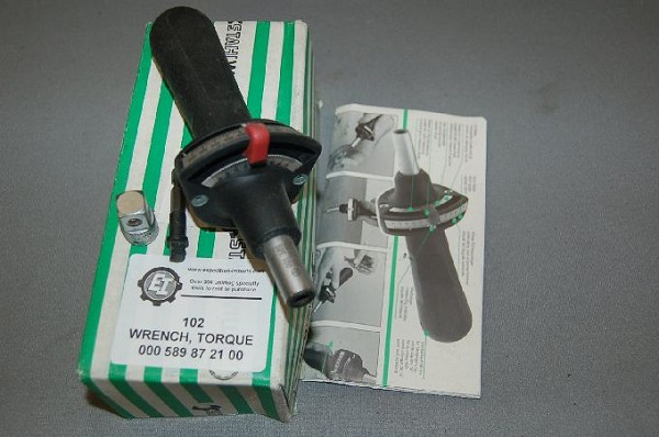 WRENCH, TORQUE