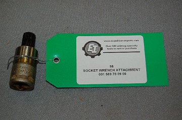 SOCKET WRENCH ATTACHMENT